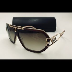 260b97bdc76 Cazal Accessories - Cazal STYLE sunglasses 881 light brown gold color